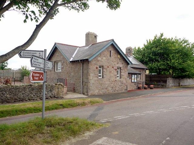 Village Hall, Branxton