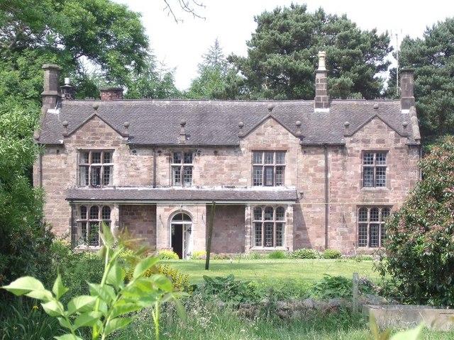 Consall Old Hall