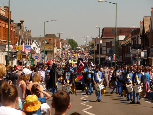 Winton: the carnival