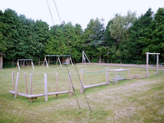 Children's playground, Branxton