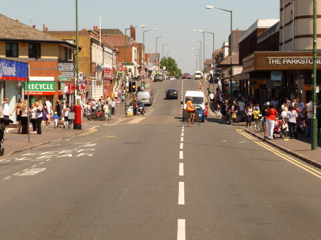Winton: reopening the road after the carnival