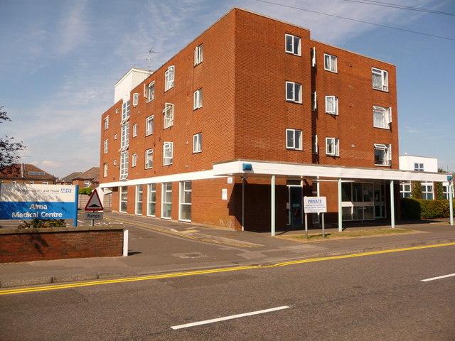 Winton: Alma Medical Centre