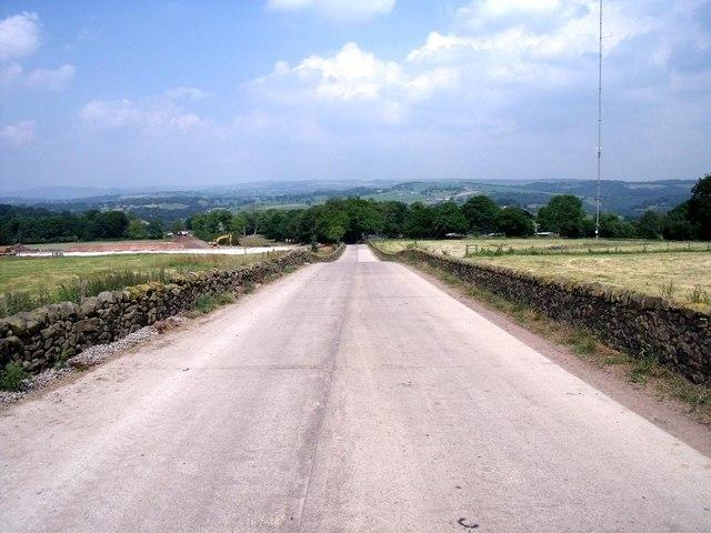 Road to Felt House Farm