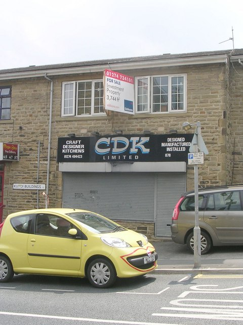 CDK Kitchens Ltd  - Allerton Road