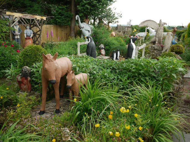 The Cement Menagerie, Branxton