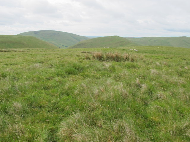 Summit of Shorthope Hill