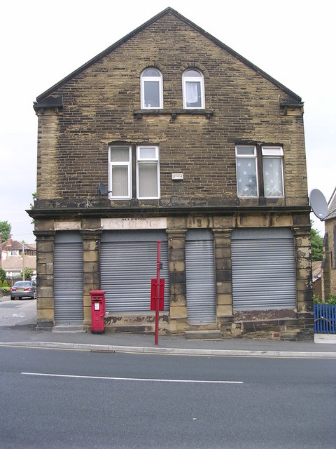 Former Post Office - Allerton Road