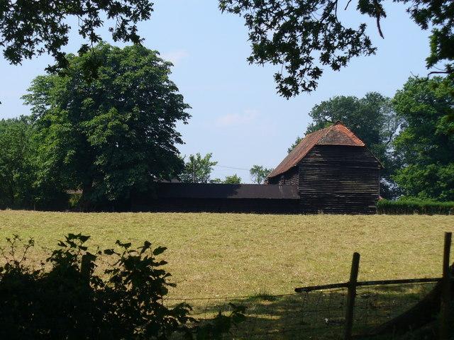 Barn at High Loxley
