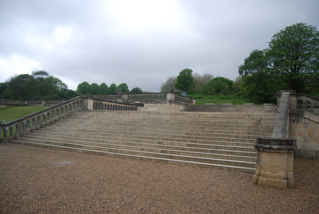 Steps, Crystal Palace (remains of)