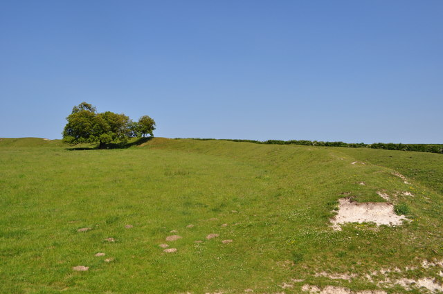 Warham Fort