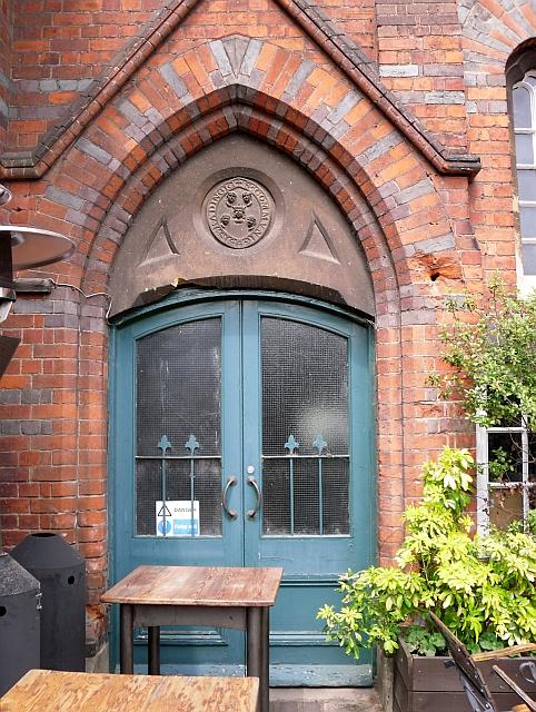 Door, Blakes Lock Sewage Pumping Station