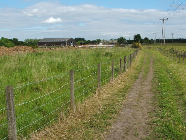 Old Railway Line Path
