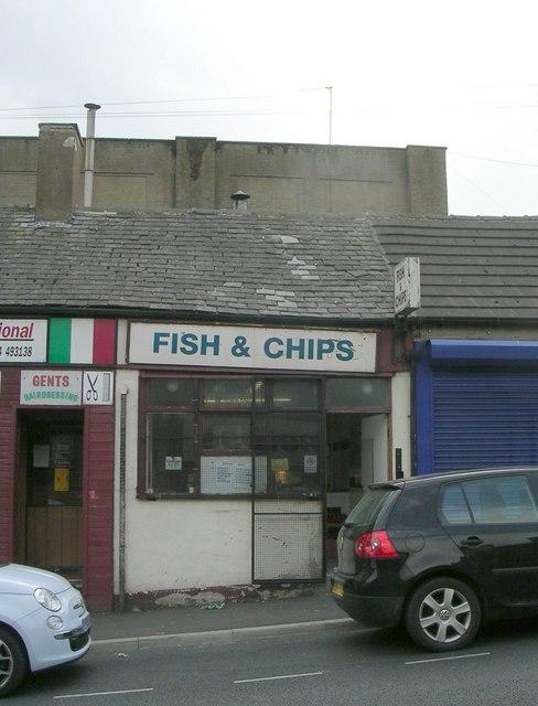 Fish & Chips - Allerton Road