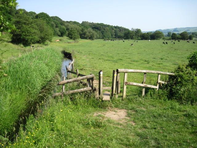 Churnet Way footpath