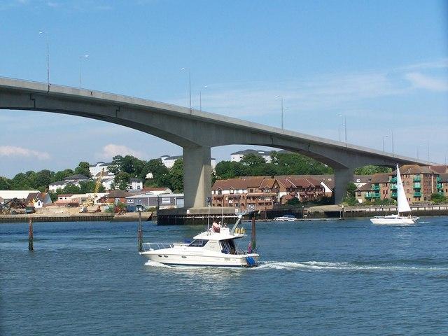 The Itchen Bridge