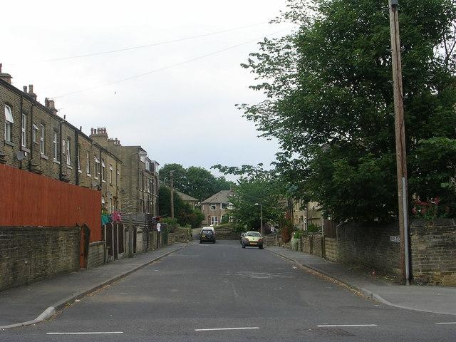 Grape Street - Allerton Road