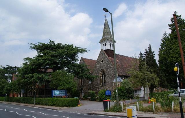 Christ Church, Barnet