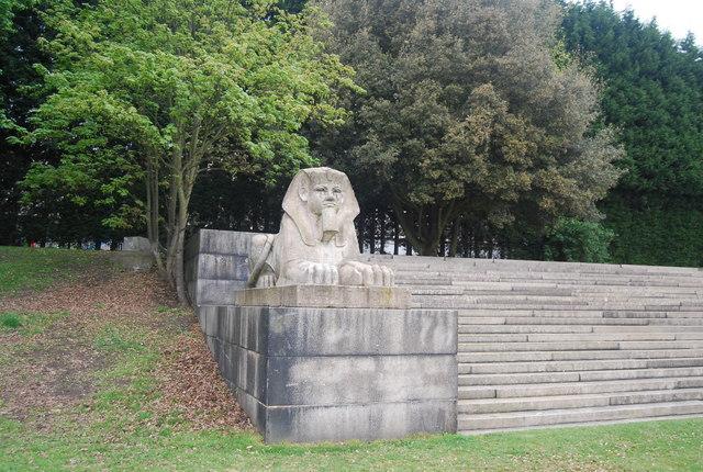 Sphinx, Crystal Palace