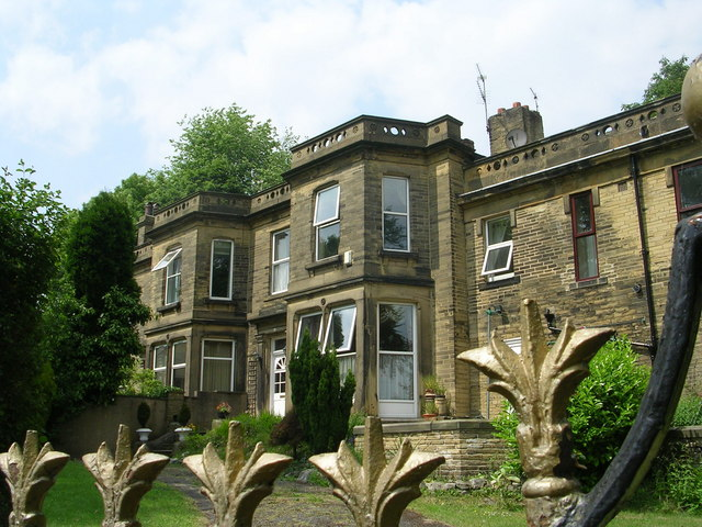 Old Vicarage - Greenbank Road