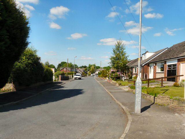 Foxholes Road