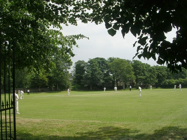 Cricket Field - Greenbank Road