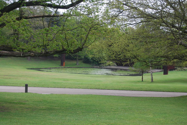 Ornamental Pond, Crystal Palace Park