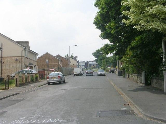 Whitburn Way - Ley Top Lane