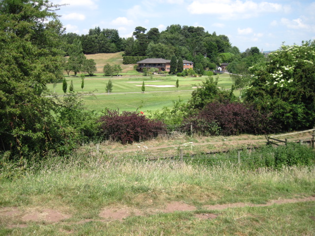 Westwood golf course, Leek