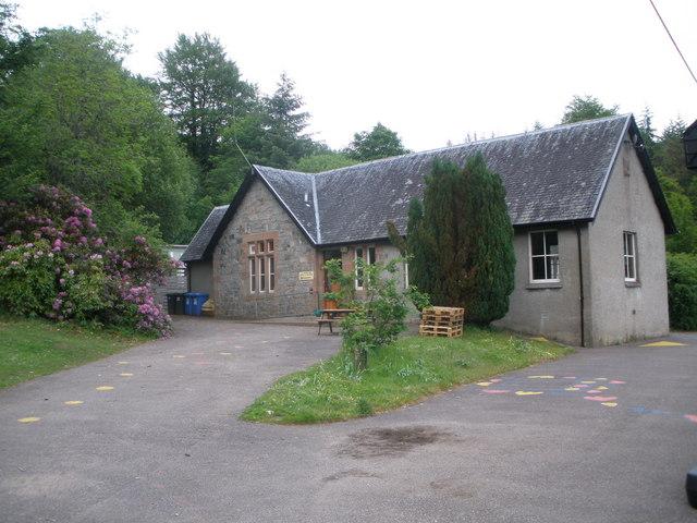 Invergarry Primary School