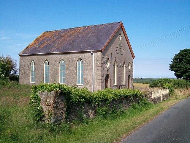 Peniel - Capel yr Annibynwyr, Ceidio / Peniel Chapel, Ceidio