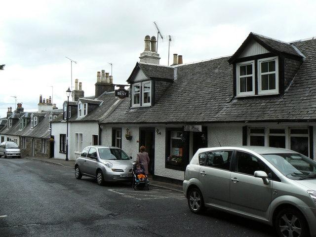 The Auld Hoose, Dunlop