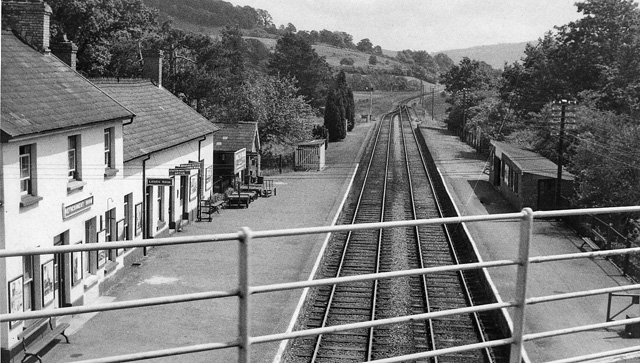 Builth Road (Low Level) Station