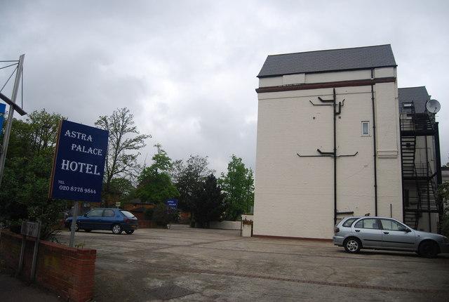 Astra Palace Hotel, Sydenham Hill