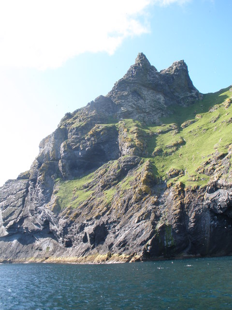 Geo an Araich Boreray