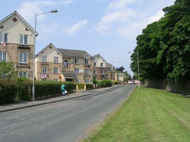 Ley Top Lane - Grange Road