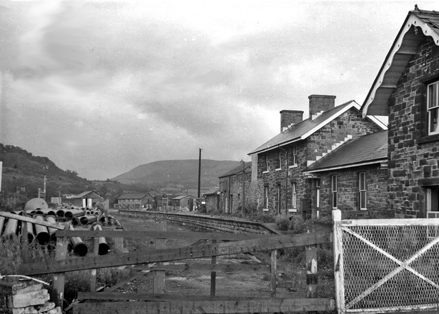 Builth Wells Station (remains)