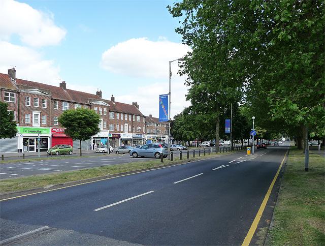 Central Parade, New Addington