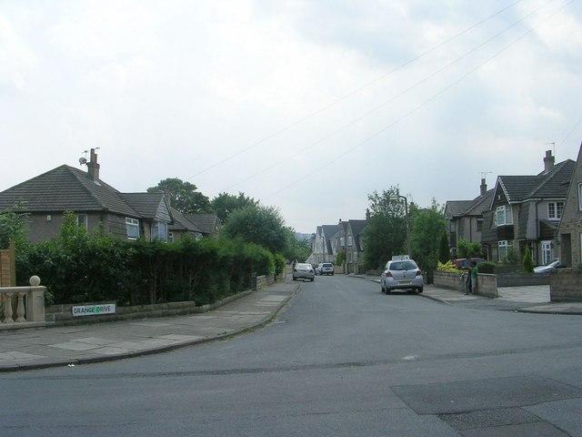 Grange Drive - Grange Road