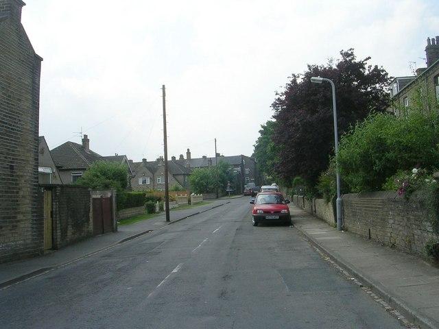 Grange Road - Chapel Lane