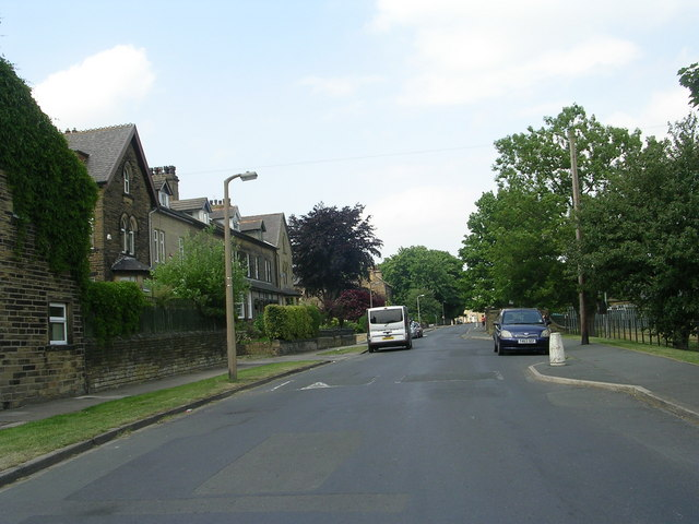 Chapel Lane - viewed from Grange Road