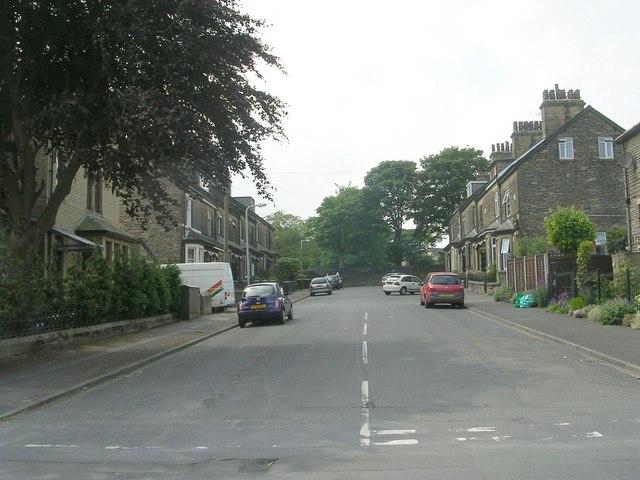 Grange Avenue - Chapel Lane