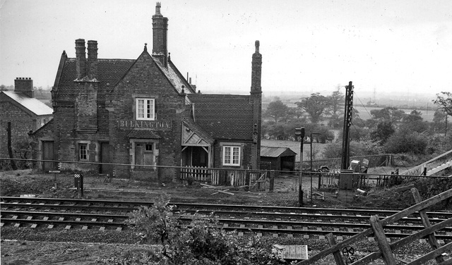 Bulkington Station (converted)
