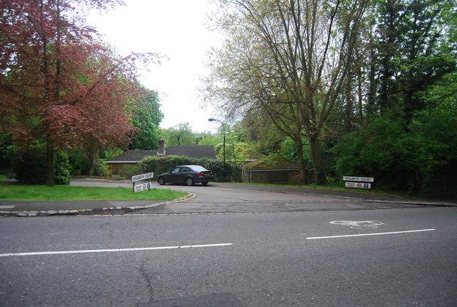 Hogarth Court off Fountain Drive