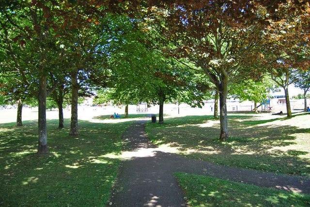 Summer in Walpole Park