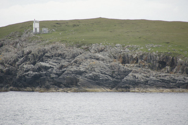 Gamla and Whitehill Lighthouse, Vatsetter