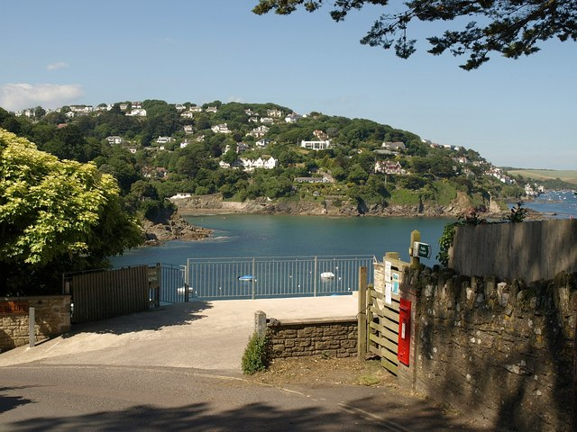 Road to Salcombe