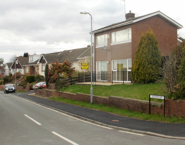 Augustan Way, Caerleon