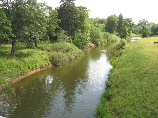 The River Till at Twizel