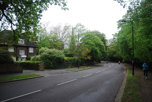 College Rd
