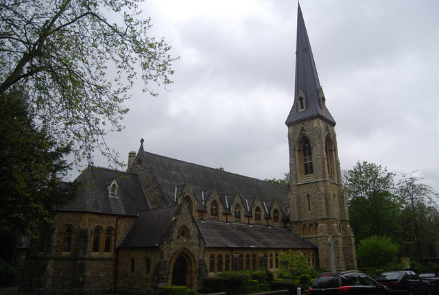 St Stephen's Church, College Rd